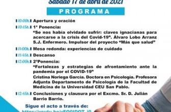 XLII Cursillo Regional de Pastoral de la Salud