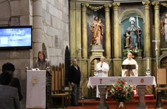 Eucaristía de final de curso de Pastoral de la Salud en A Coruña