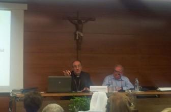 Monseñor Jesús Fernández inauguró las XLI Jornadas nacionales de Pastoral de la Salud