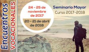 Encuentros Vocacionales 2017-2018 @ Santiago de Compostela