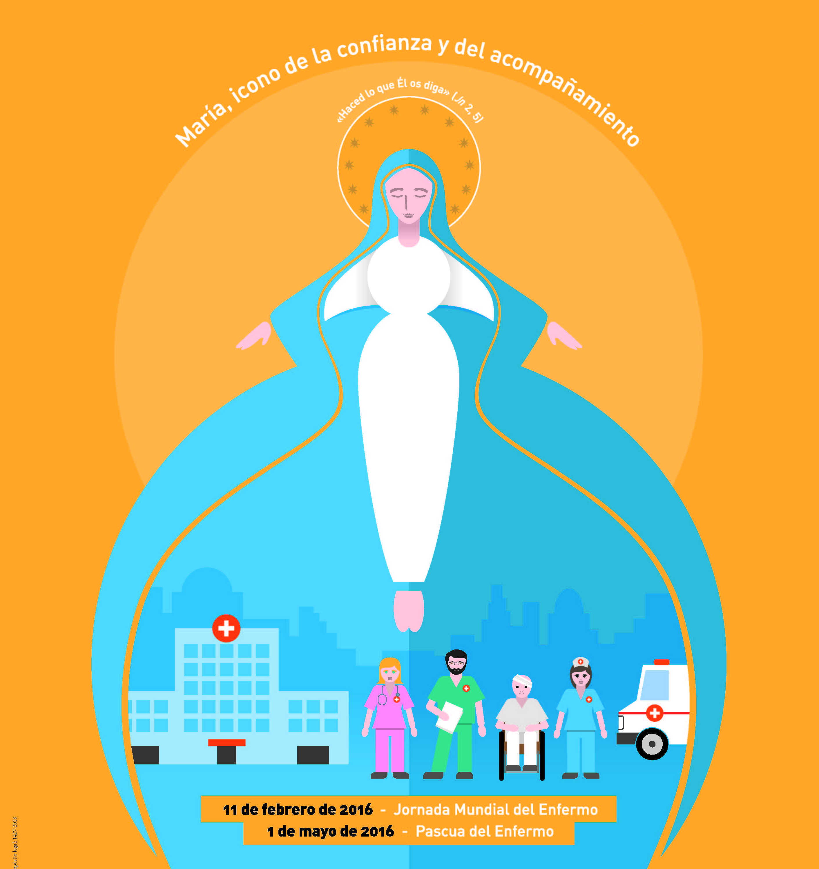 Jornada Mundial y Pascua del Enfermo 2016